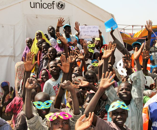 Closure of Schools in North-East Nigeria Threatens a Lost Generation of Children-UNICEF