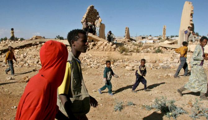 Hundreds killed in Ethiopia ethnic clashes