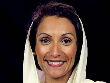 Saudi appoints first spokeswoman