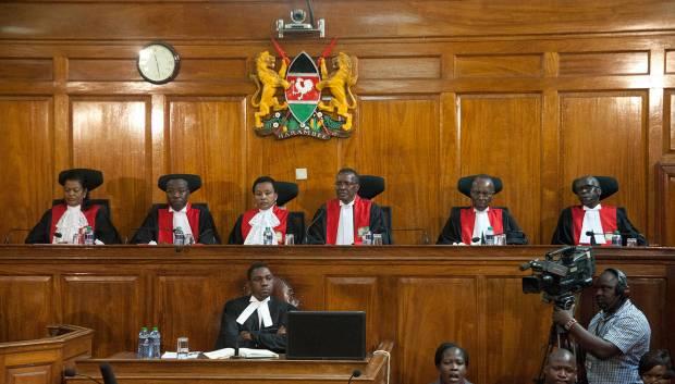 Court annuls presidential polls in Kenya