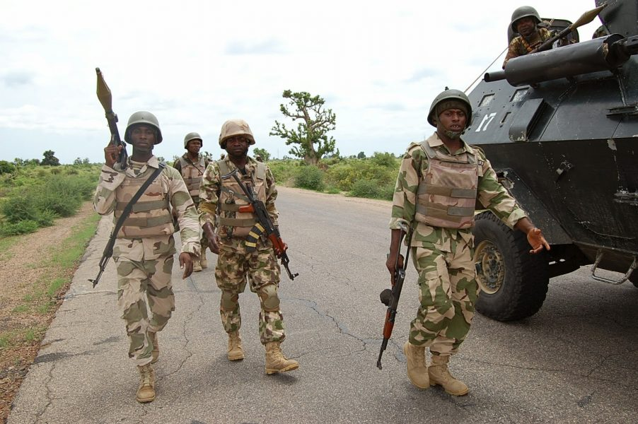 FG begins military withdrawal from Abia