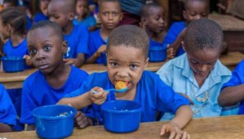 Homegrown school feeding to solve nutrition issues- Osinbajo