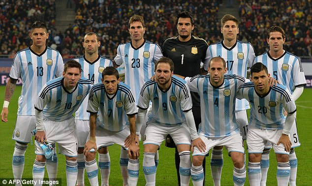 Super Eagles to play friendly against Argentina in Russia