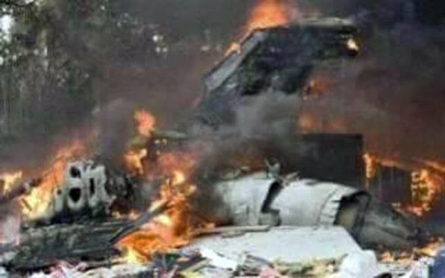 Congo military plane crashes in Kinshasa, no survivors – airport director