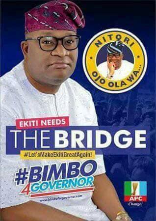 Ekiti 2018: I am the best candidate- Hon Bimbo Daramola