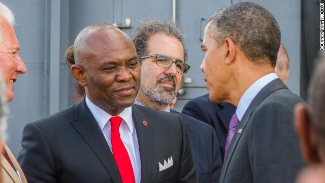 Elumelu, Prince Harry, Renzi and other world leaders to speak at inaugural Obama Foundation Summit
