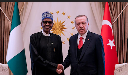 Turkish firm to produce uniforms for Nigerian military