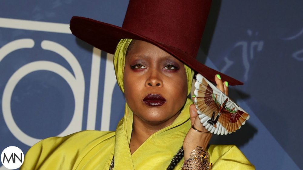 Soul Train Awards 2016 Red Carpet Arrivals at The Orleans Arena in Las Vegas  Featuring: Erykah Badu Where: Las Vegas, Nevada, United States When: 07 Nov 2016 Credit: Judy Eddy/WENN.com