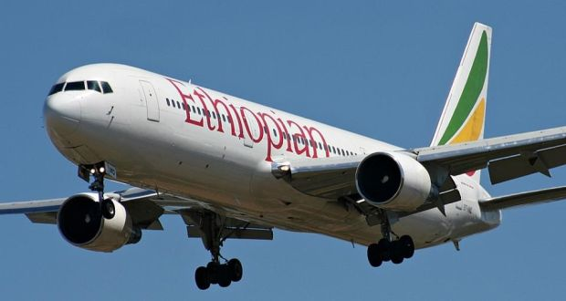 Nigerian woman dies after being rushed off Ethiopian Airlines flight on stretcher