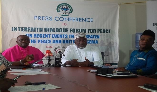 Interfaith Forum Blames Politicians For Religious, Ethnic Tension In Nigeria