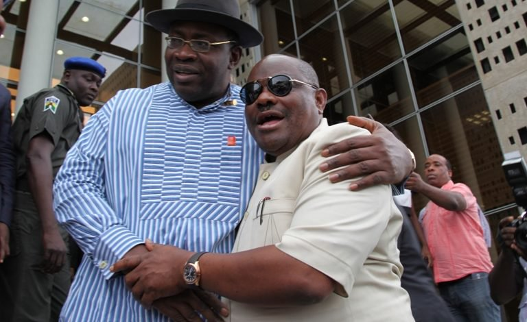 Dickson, Wike Truce And Jonathan's Leadership Failure