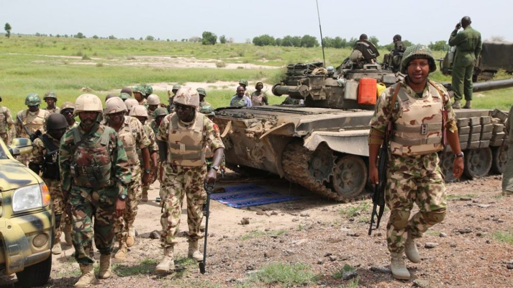 Boko Haram kills eight soldiers in Yobe raid
