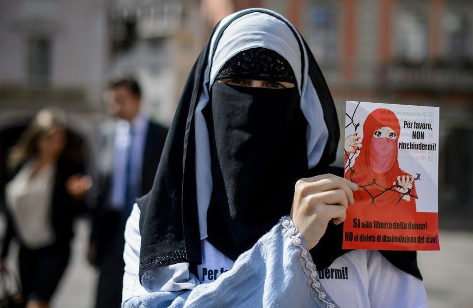 Austria bans burqa