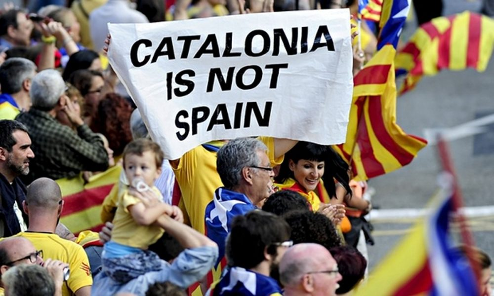 Catalonia has 'won the right' to independence