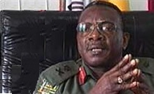 Former Chief of Army Staff General Victor Malu is dead.