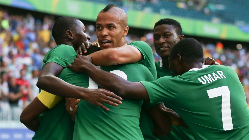 Nigeria first African side to qualify for 2018 World Cup