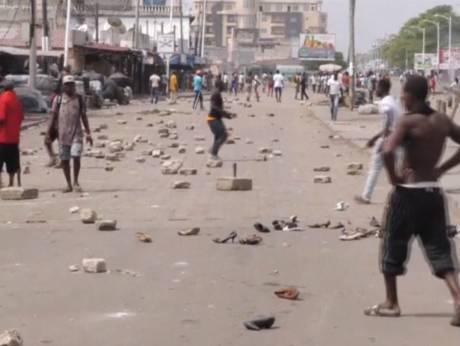 4 shot dead in Togo protest clashes