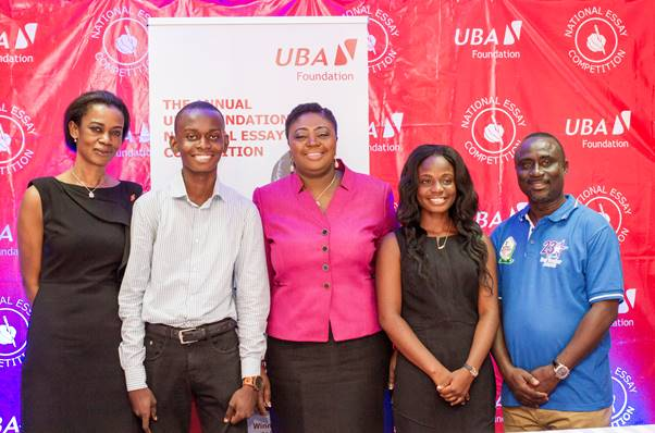 UBA kicks off 4th annual essay competition