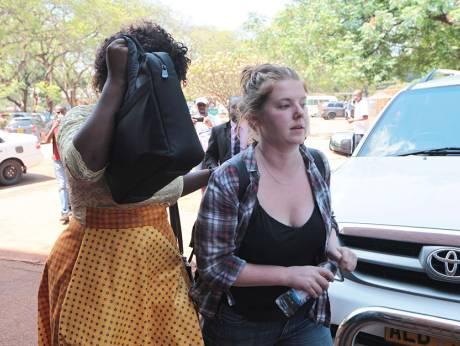 American accused in Zimbabwe to stay in jail