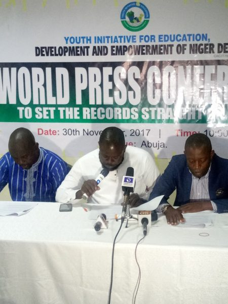Group Condemns Lokpobiri, Sylva Subversive Moves Against NDDC Board
