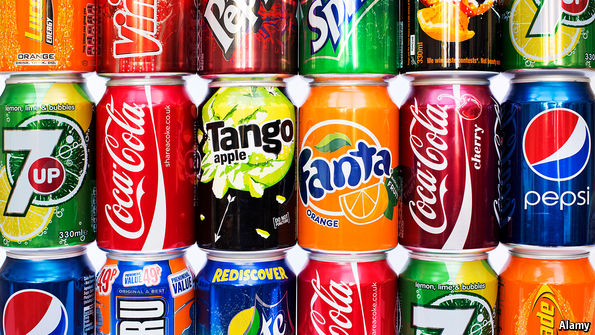 Sugary Drinks Could Break Your Heart