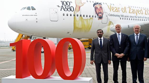 Emirates airline denies merger talks with Etihad