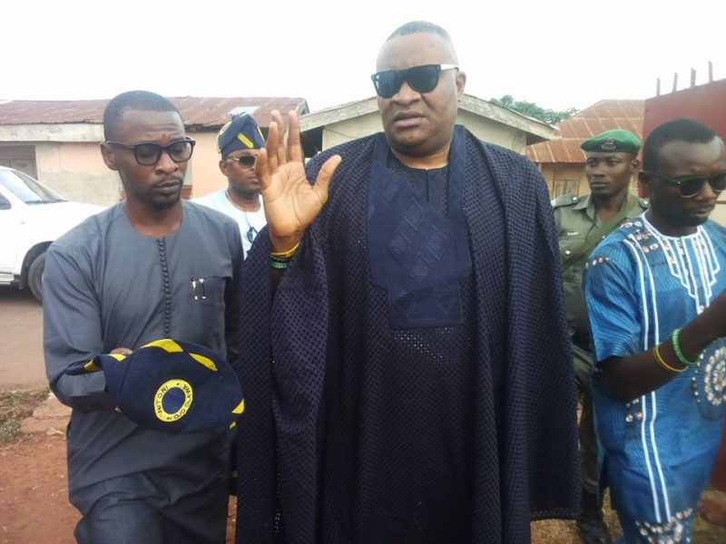 Hon Daramola lauds APC leaders, salutes resilience of party members