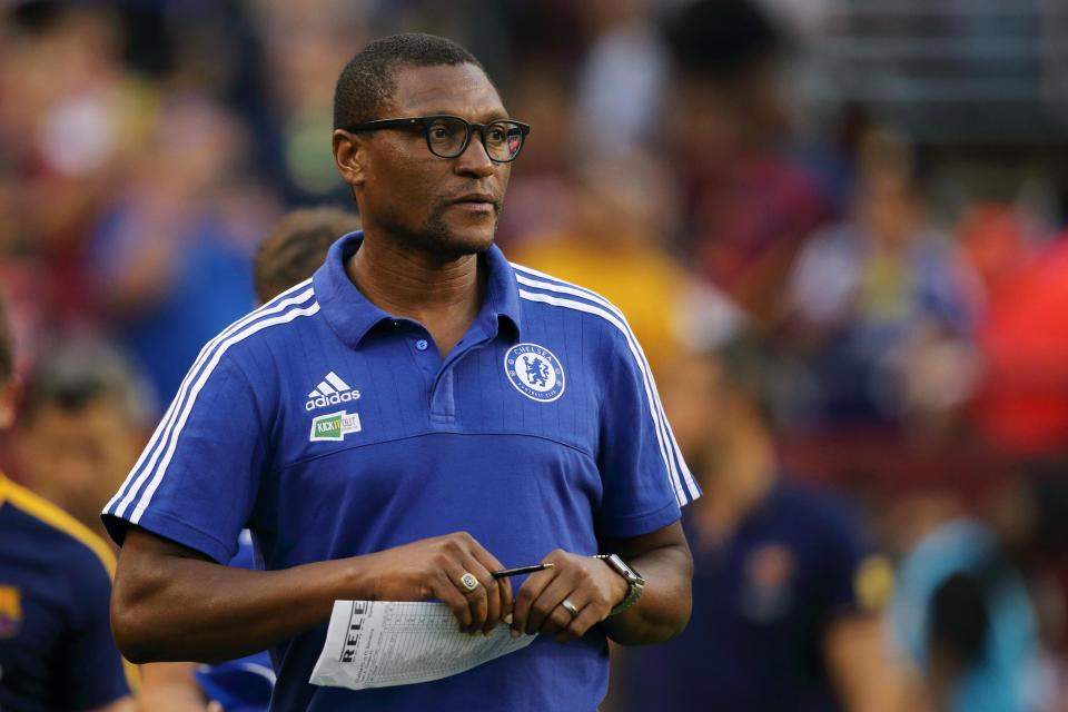 Chelsea technical director Michael Emenalo leaves club after ten years
