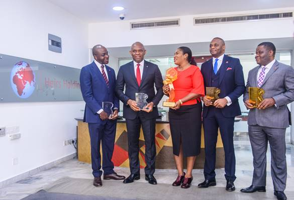 Heirs Holdings Investee Companies Shine at Pearl Awards…Sweep Up Six Awards
