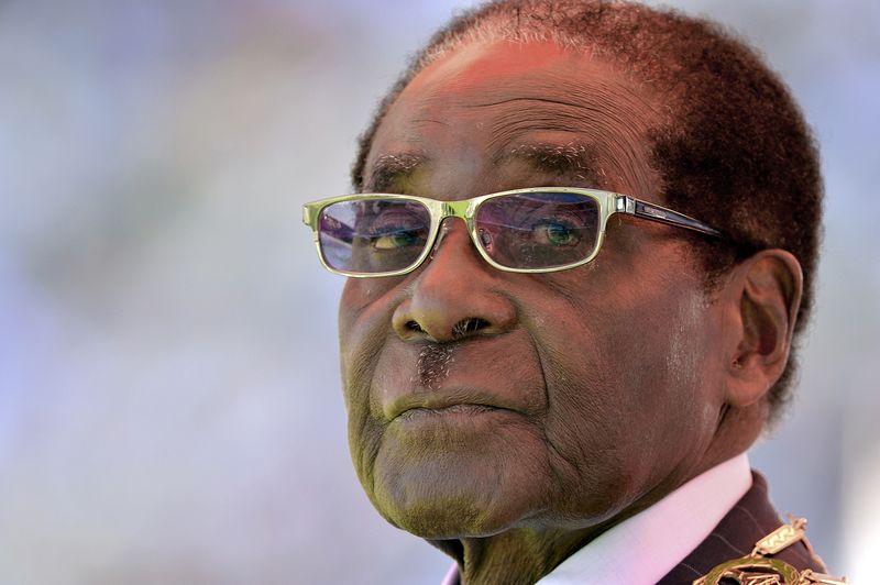 Mugabe Ends 37-Year Zimbabwe Rule