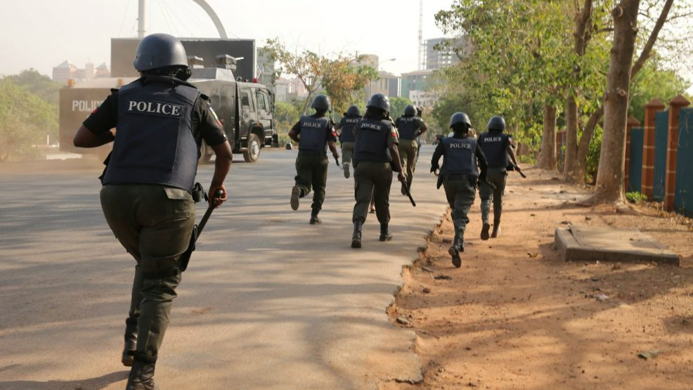 Nigeria Police among world's worst