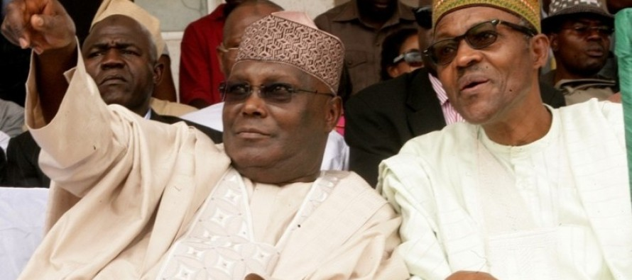 Time to get honest about Buhari; he's a dictator- Atiku