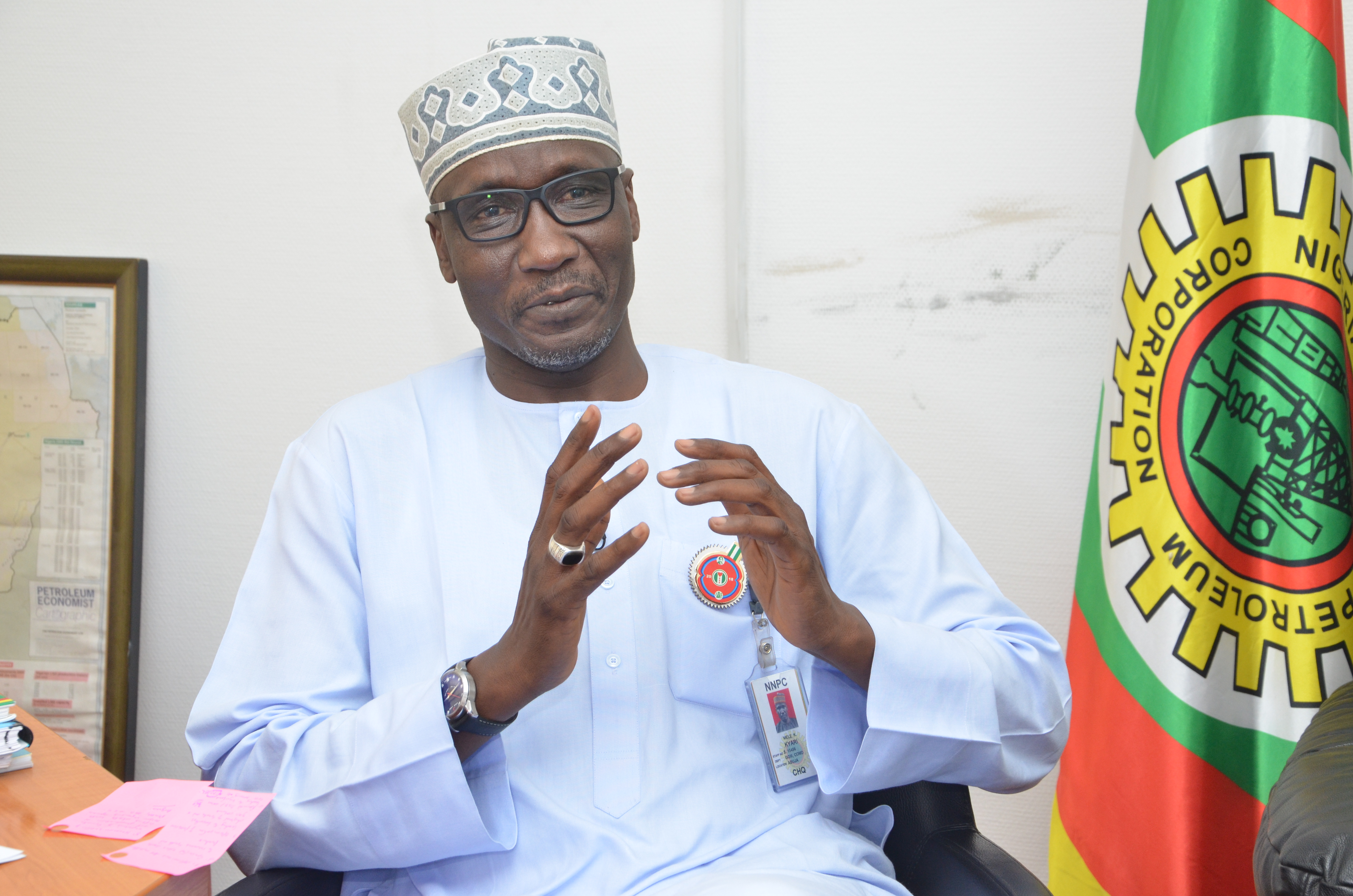 NNPC Says It Can Account for Every Barrel of Oil Sold in Nigeria