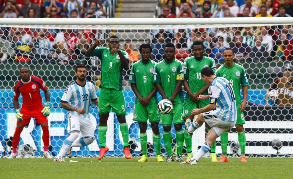 World Cup 2018 draw recap as Nigeria land Argentina in Group D