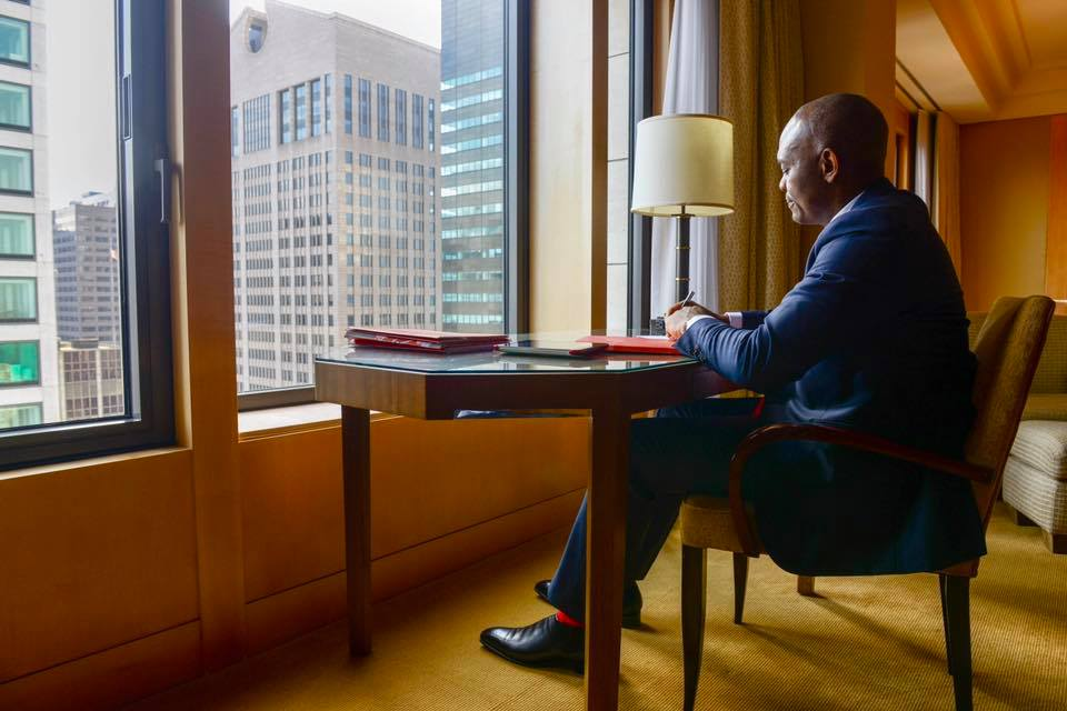 It's time for young Africans to get politically involved, says Elumelu in Inspiring Letter