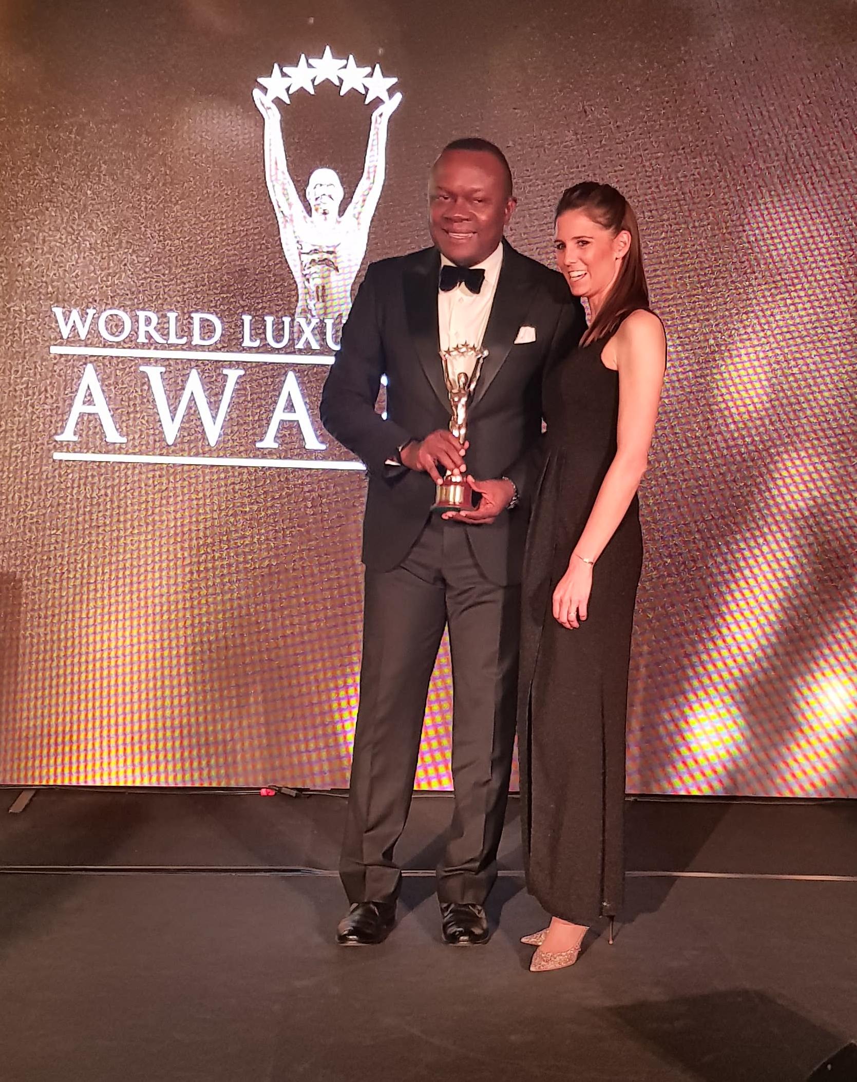 Transcorp Hilton Abuja Wins Double 2017 World Luxury Hotel Awards