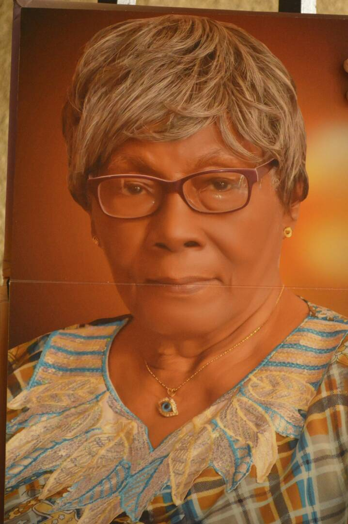 Ndoma-Egba Family Matriarch Dies At 91