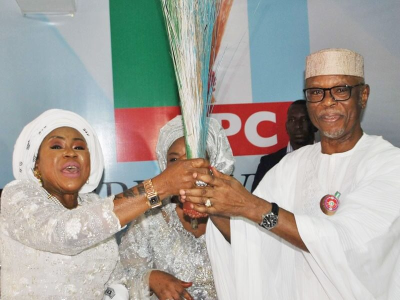 The political duplicity in Mariam Ali's defection to APC