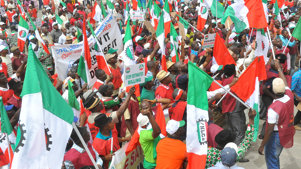 Nigerians impatient with chaos, lack of action in Buhari administration-NLC