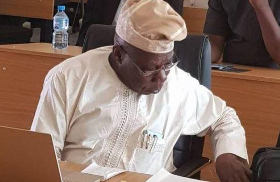 Olusegun Obasanjo, Ph.D  by Reuben Abati