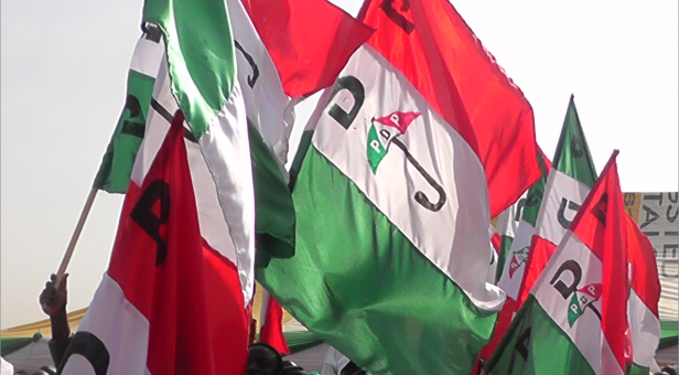 PDP Convention Shakes Up Jittery, Fraudulent APC government-