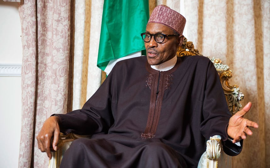 Buhari explains why he didn't punch back at Obasanjo