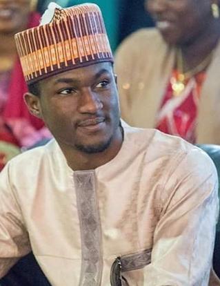 Villa staff offer prayers for Buhari's son