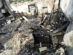 Husband, wife and two children killed in raging Lagos fire