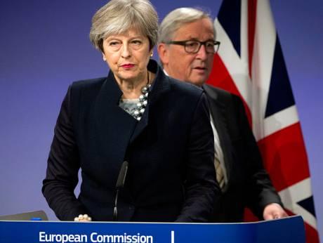 Britain, EU reach Brexit divorce terms