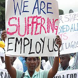 Nigeria's unemployment crisis worsens-NBS