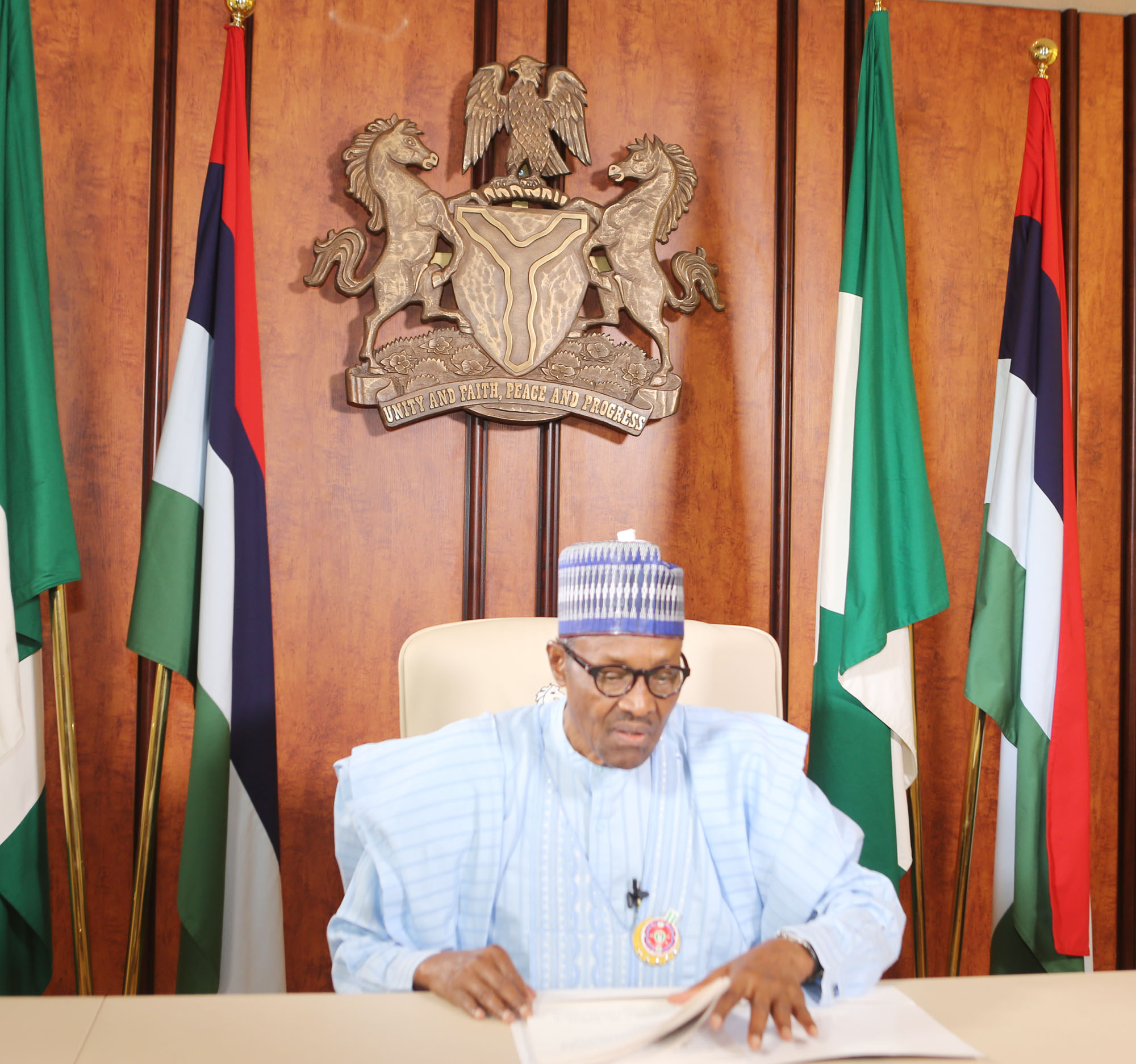 In New Year Address, Buhari lays foundation for infrastructure plan