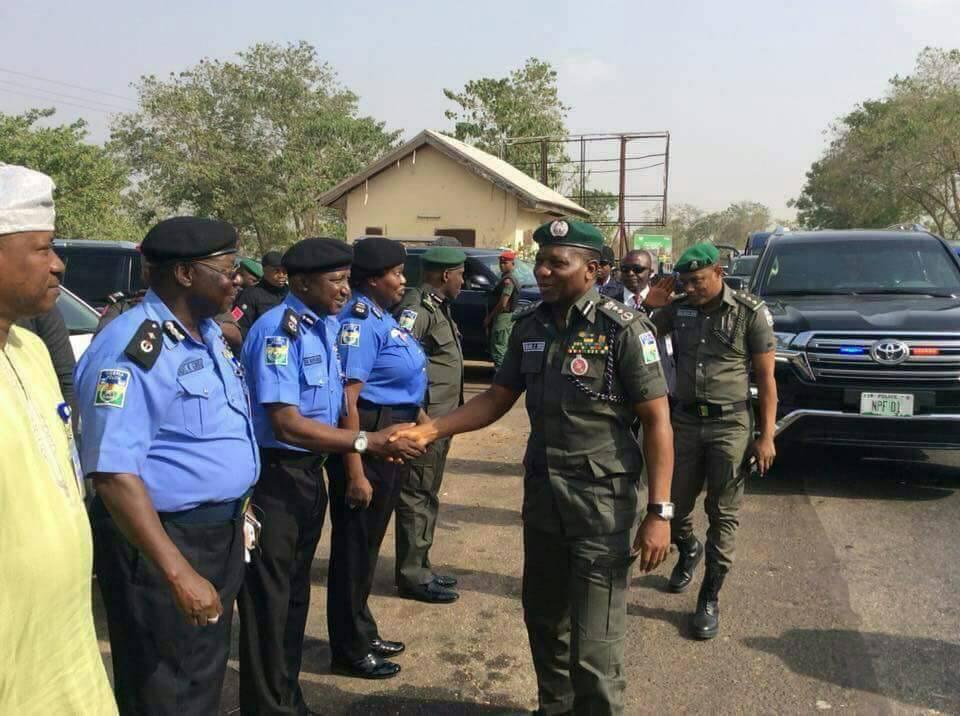 On orders, IGP Idris finally arrives Benue