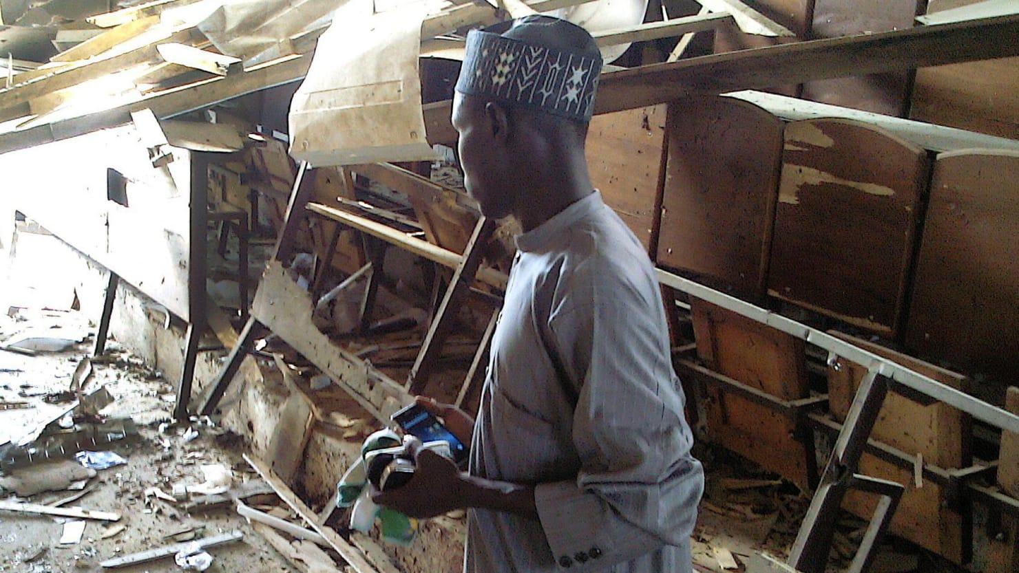 I Ran From Boko Haram Once. No More.