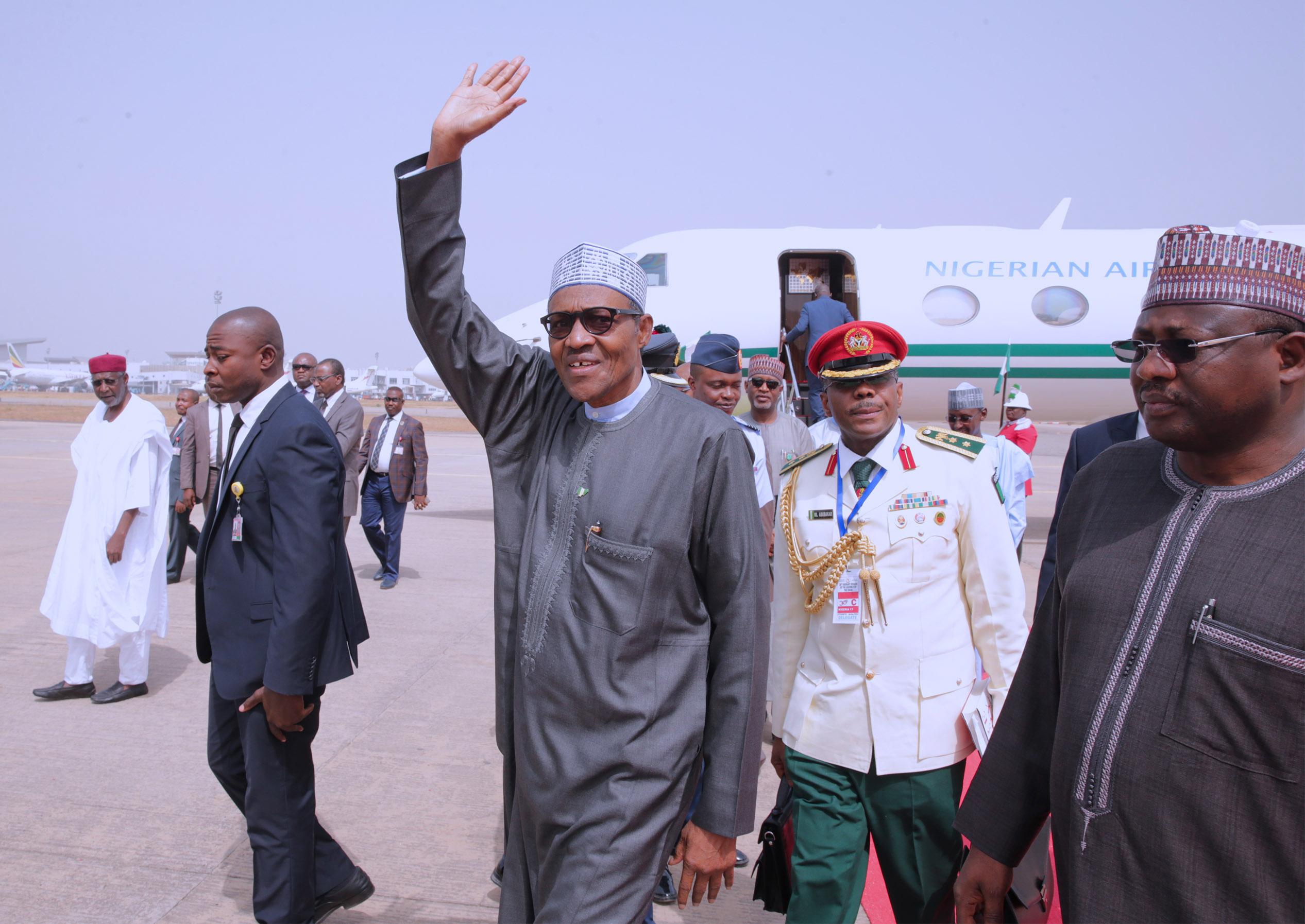 Buhari to finally visit Yobe, Zamfara